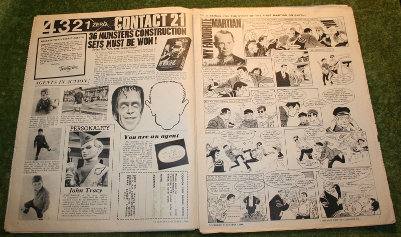 TV Century 21 comic No 89 (5)
