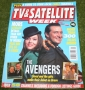 TV & satellite week 1994 feb 5-11 Avengers cover