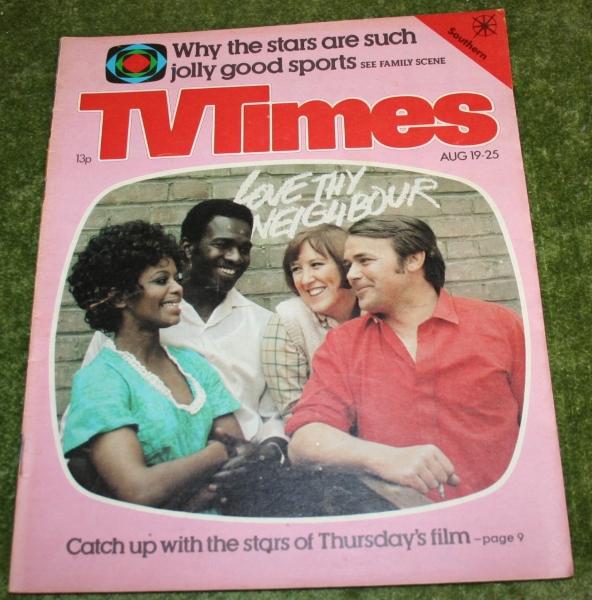tv times 1978 aug 19-25