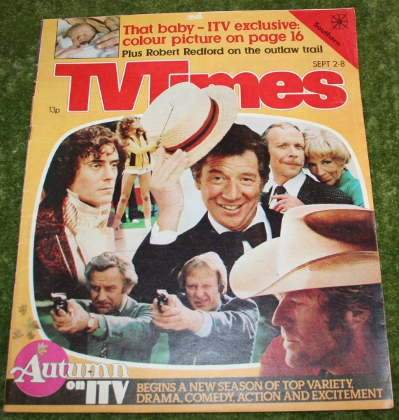 Tv Times 1978 sept 2-8