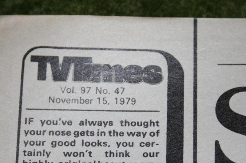 TV Times 1979 nov 17-23