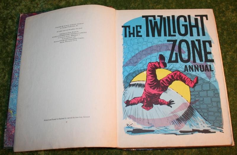 Twilight zone annual (c) 1964 (4)