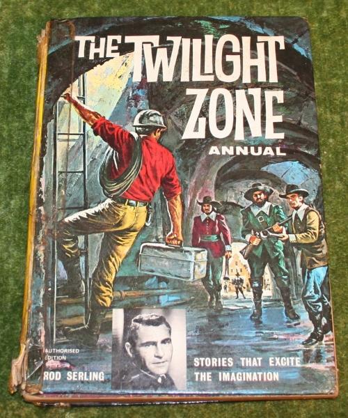 Twilight zone annual (c) 1964