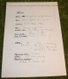 ufo dave larner extras call sheets