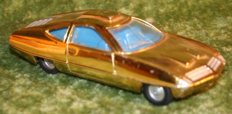 UFO Ed strakers car Gold