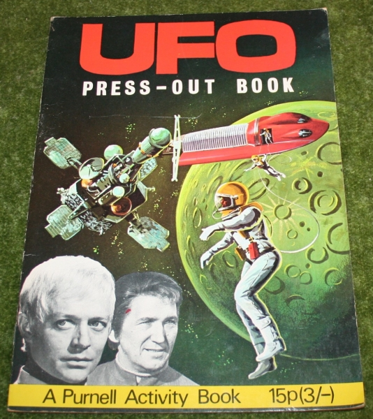 UFO press out book (2)