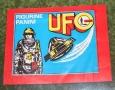 UFO stickers (4)