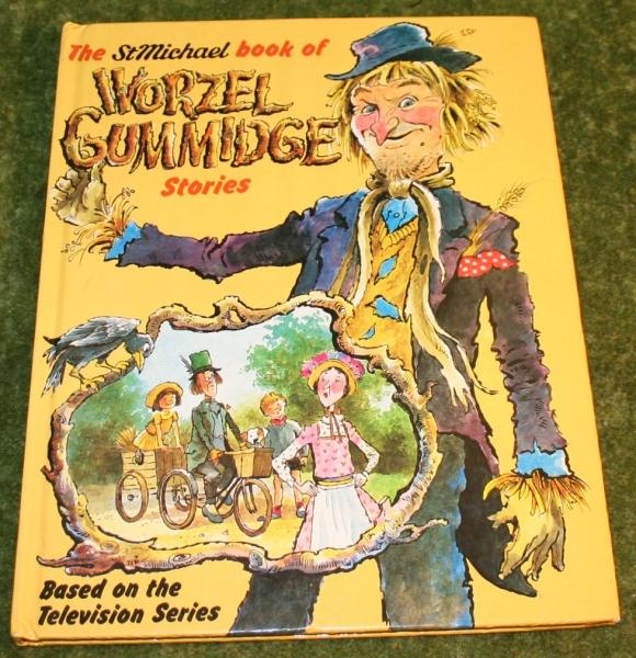 Worzal Gummidge story book (2)