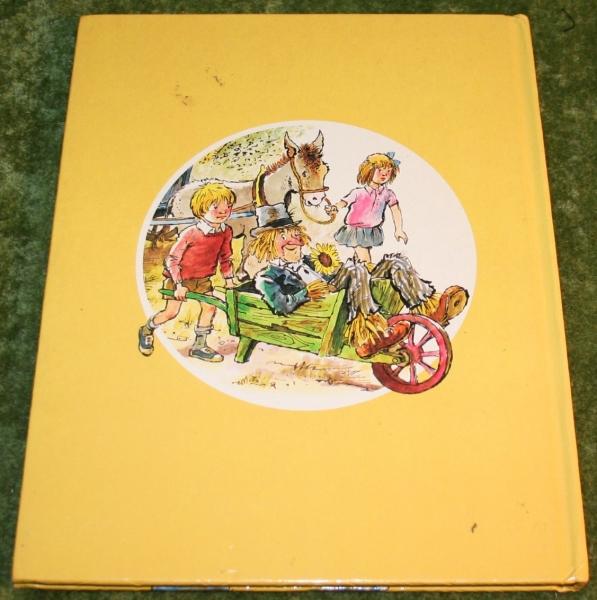 Worzal Gummidge story book