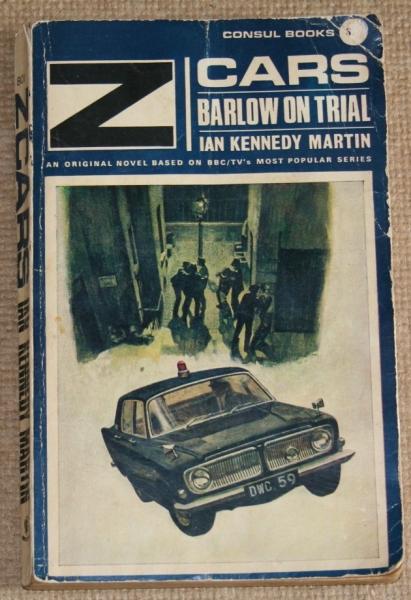 Z cars Barlow on trial (2)