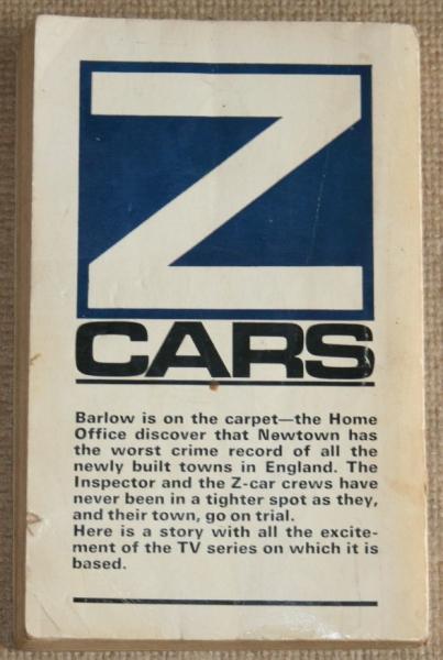 Z cars Barlow on trial