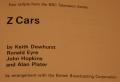 z-cars-script-book-5