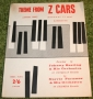 z cars sheet music (2)
