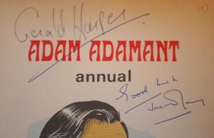 Adam adamant annual auto's
