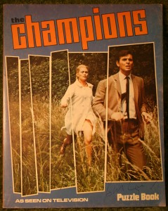 Champions puzzel book