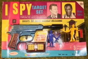 I spy target set