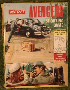 Avengers Shooting Game 13