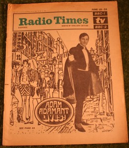 Radio Times june 18th 1966