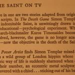 Saint on TV hardback (2)