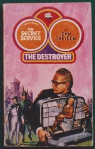 Secret Service paperback Destroyer