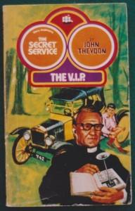 Secret Service paperback VIP