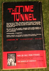 Time Tunnel 1964 paperback (2)