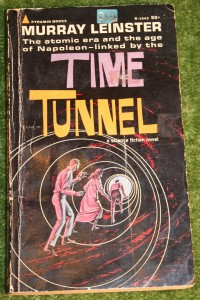 Time Tunnel 1964 paperback