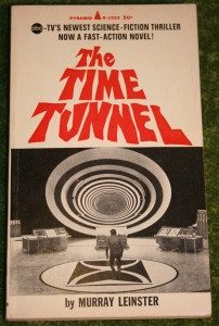 Time Tunnel 1st  paperback