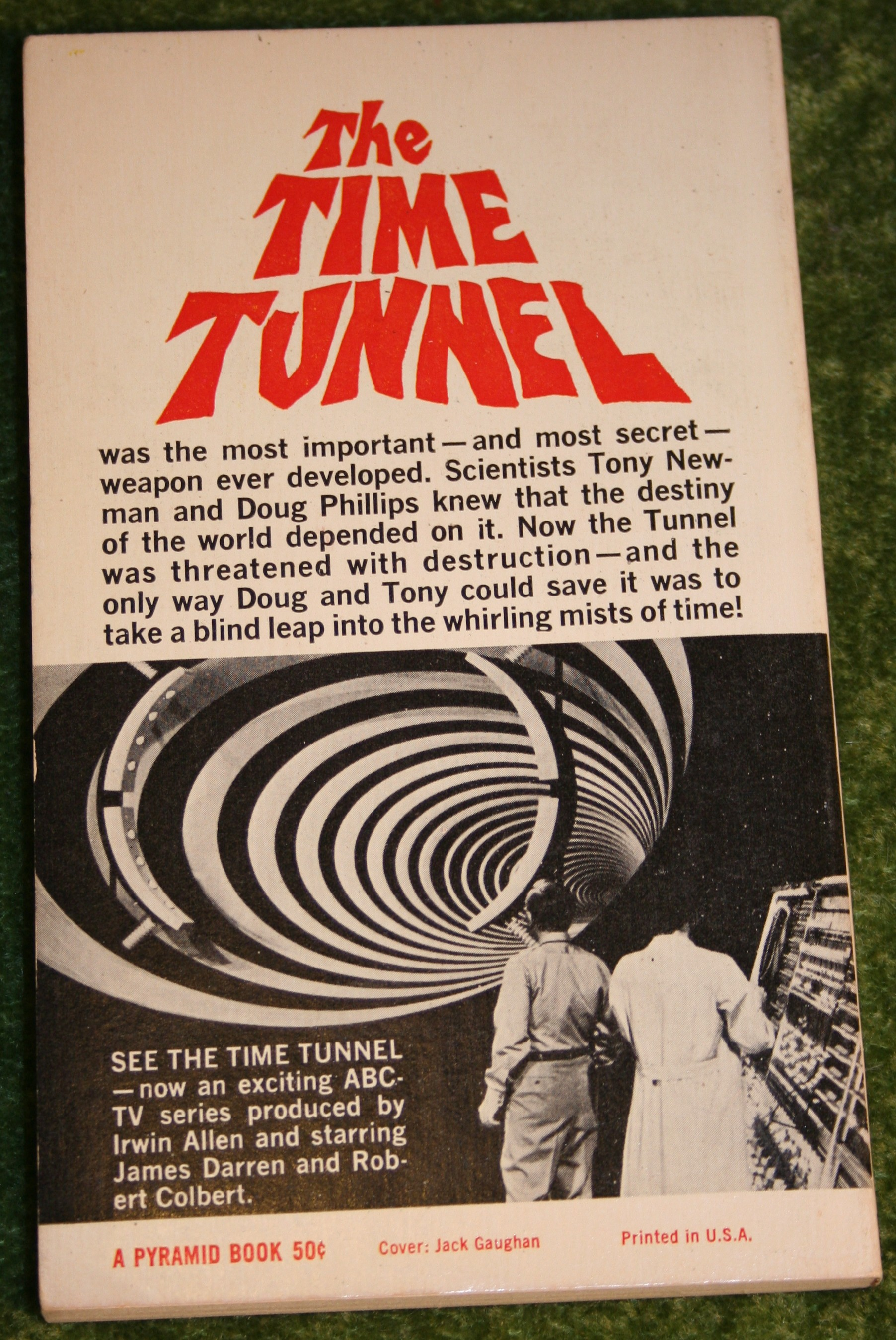 Time Tunnel: The Twin Towers