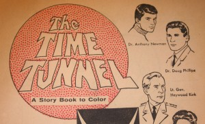Time Tunnel Colouring book (2)