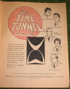 Time Tunnel Colouring book (3)