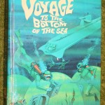 Voyage to the bottom of the sea Whitman hardback