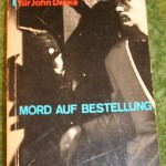 Dangerman paperback German