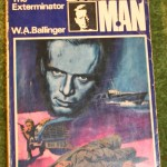 Dangerman paperback UK Exterminator