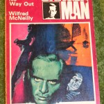 Dangerman paperback UK No Way Out