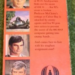 Joe 90 Paperback Raiders (3)