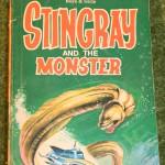 Stingray monster paperback
