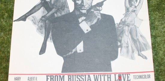 from russia with love sheet music pdf