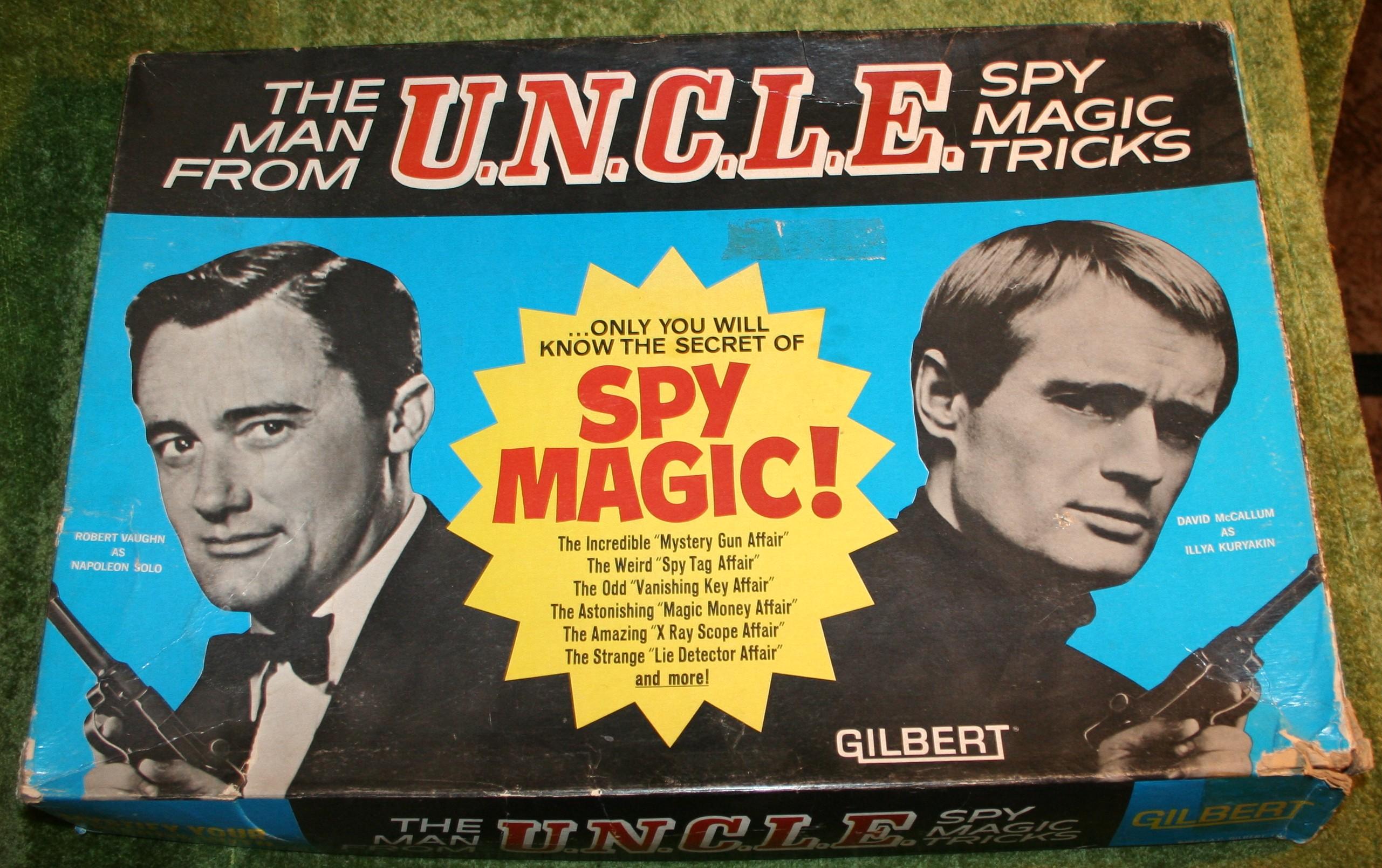 U.N.C.L.E. Magic set