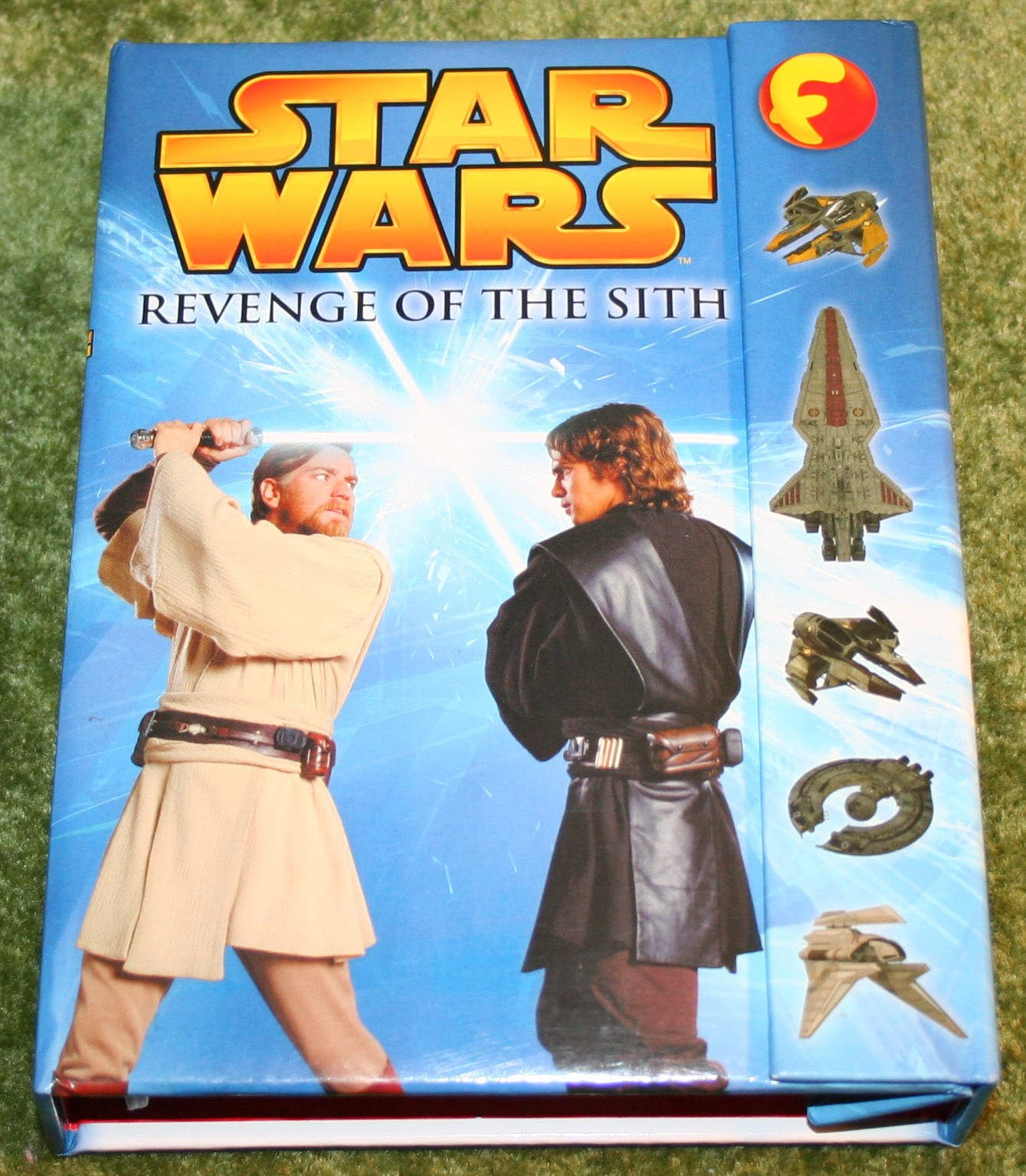 Revenge of the Sith Funfax