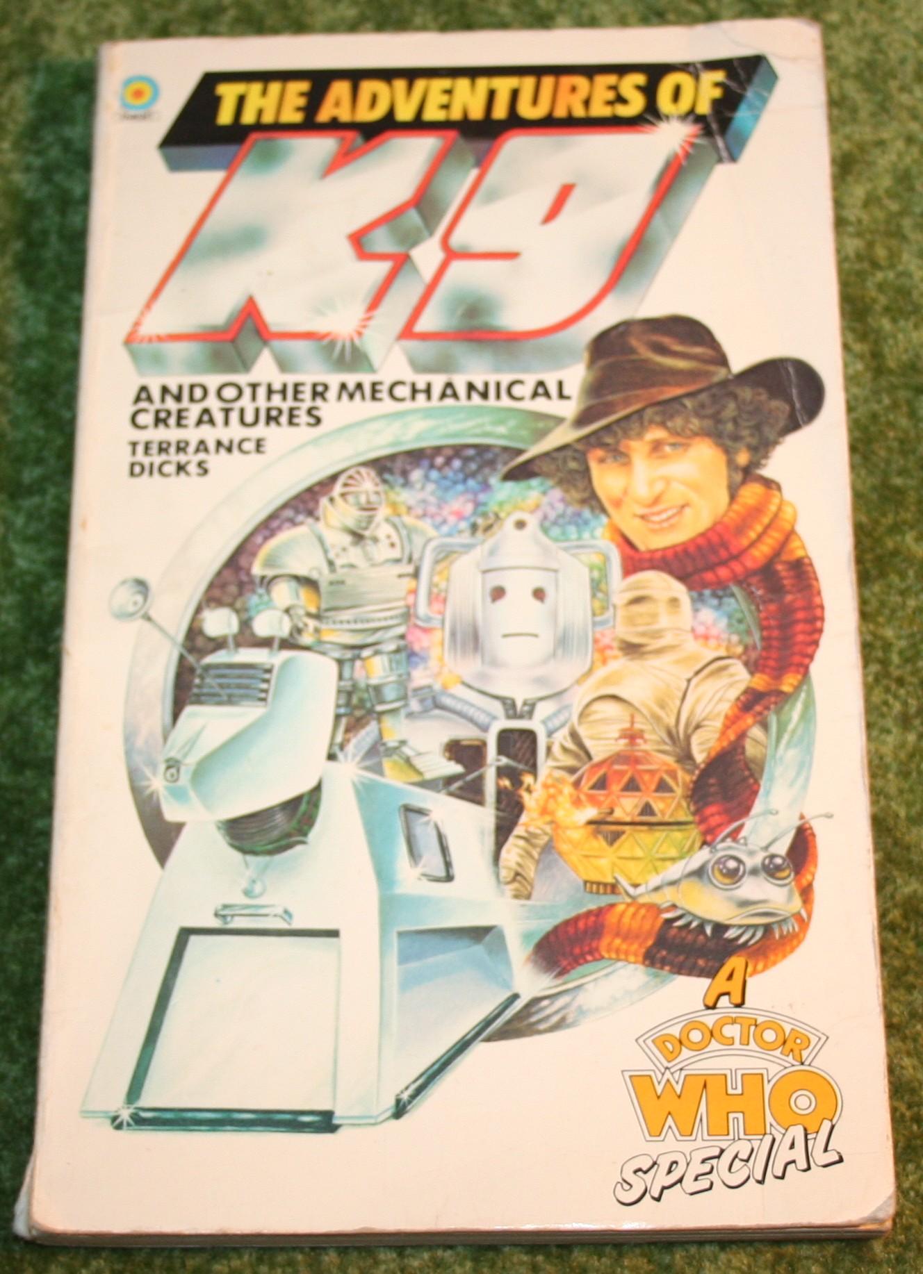 Adventures of K9 book