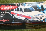 Talking Z Car Palitoy 1970's Boxed