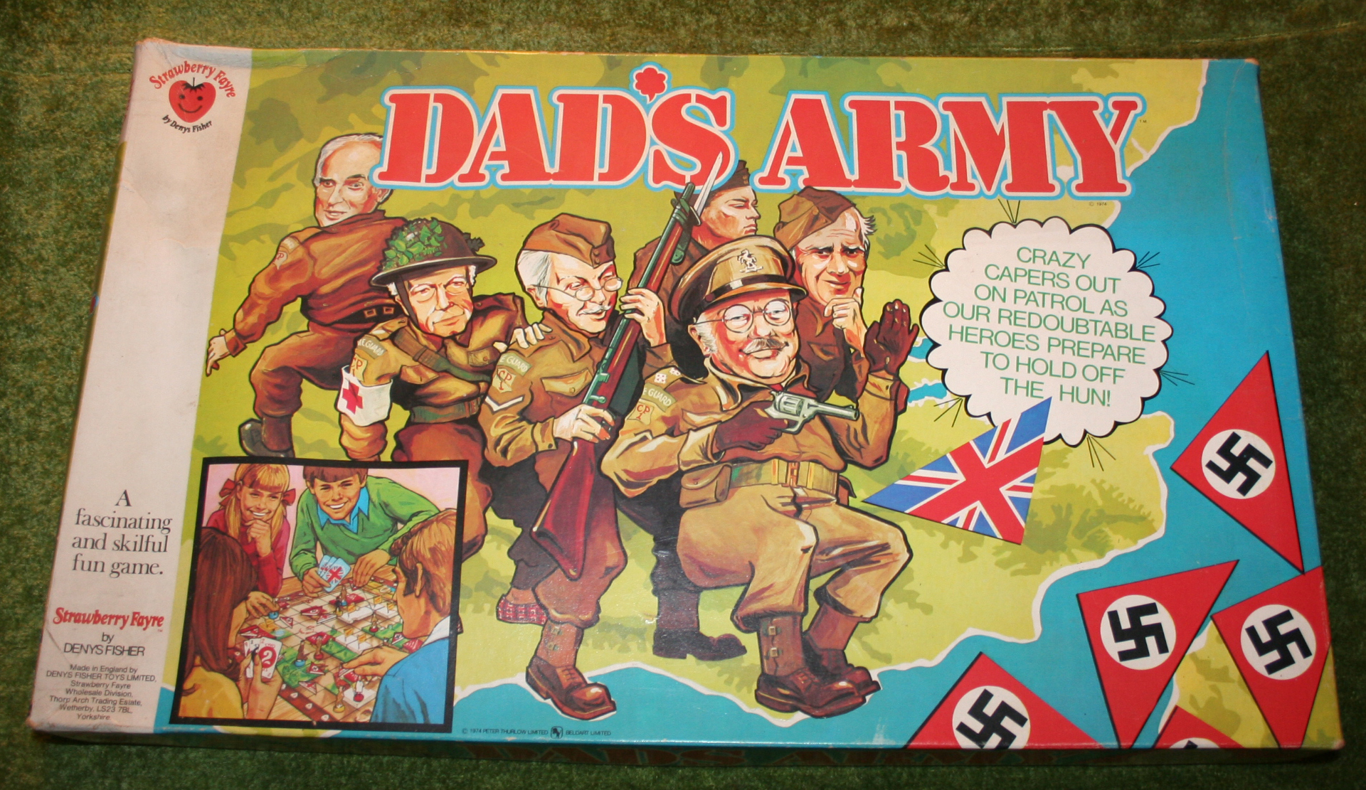 Dad's Army Board Game