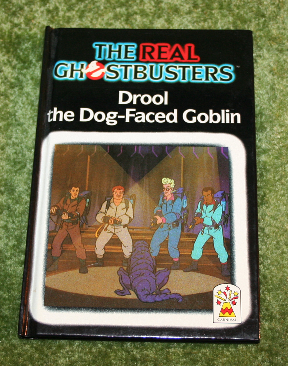 Real Ghostbusters: Drool the Dog faced Goblin