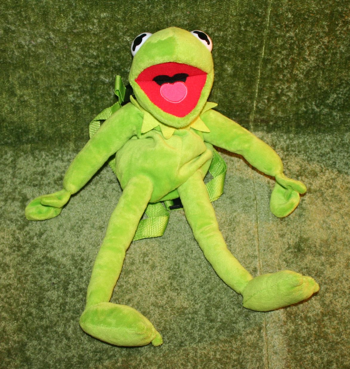 Kermit Back Pack