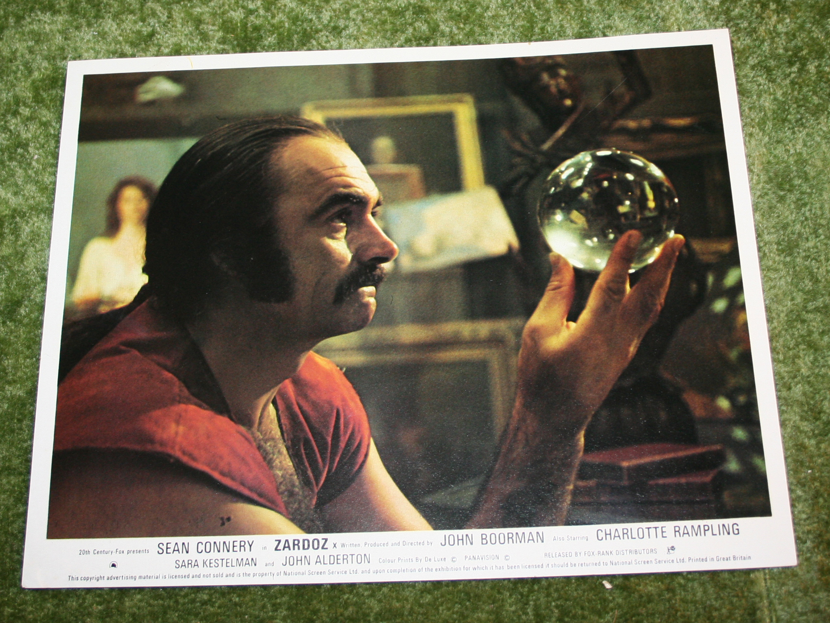Zardoz UK stills